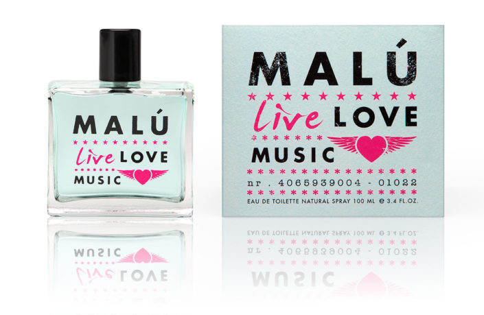 Malú Live Love Music